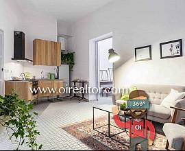 Fantástico piso reformado en venta en el Gótico