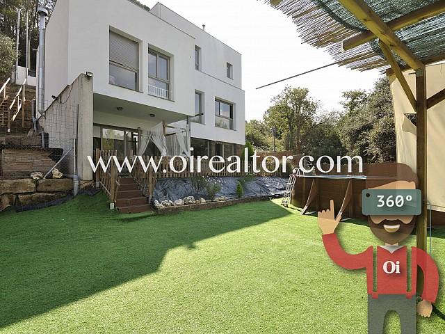 Hervorragendes Haus zum Verkauf in Vallromanes, Maresme