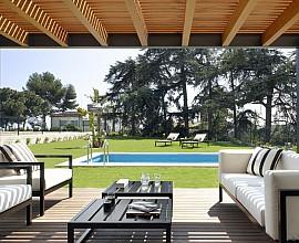 Magnífica casa nueva en alquiler en Sant Vicenç de Montalt, Maresme