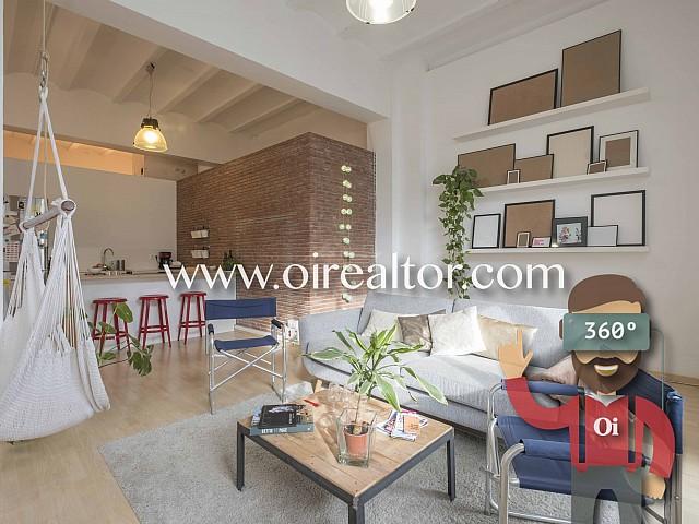 Wonderful loft for sale in Poblenou, Barcelona