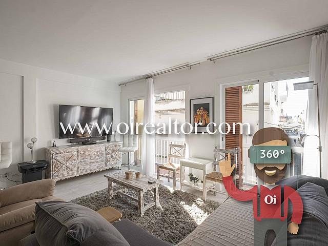 Precioso piso en venta en el centro de Sitges, Garraf