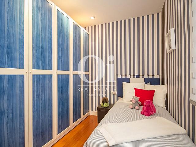 Schlafzimmer im Luxus-Anwesen zum Kauf in Sitges bei Barcelona