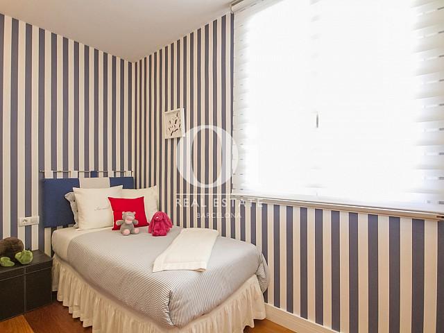 Lumineuse chambre individuelle dans une maison de luxe en vente à Sitges