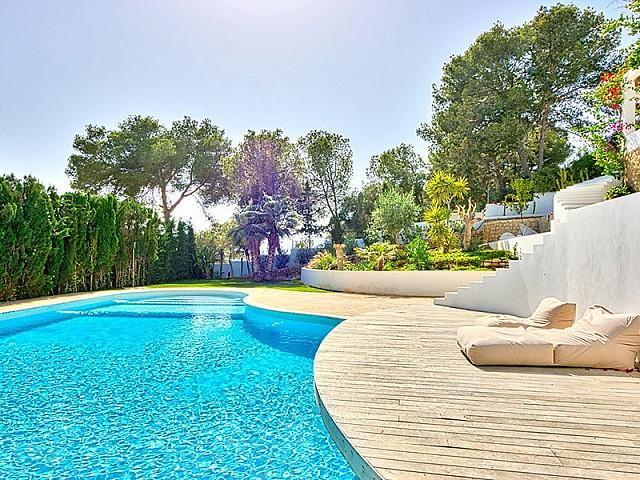 Fantastic villa with sea views in Talamanca