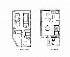 Maravillosa casa adosada nueva en venta en la exclusiva zona de Els Ametllers, Sitges
