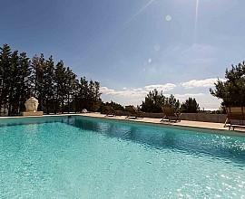 Casa urbana con piscina en Sa Carroca, Ibiza