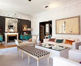 Apartamento de lujo en alquiler temporal en Eixample Dreta,  Barcelona