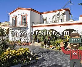 Acogedora casa en venta con vistas al mar en Vilassar de Mar, Maresme