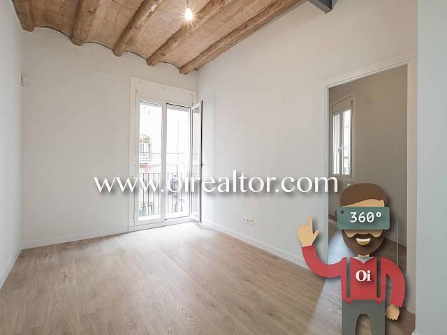 Total renovierte Wohnung zum Verkauf in Raval, Barcelona
