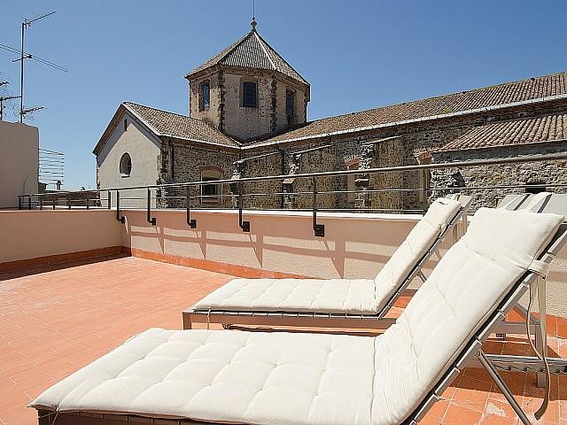 Immeuble à vendre à côté de la Cathédrale de Barcelone, quartier gothique