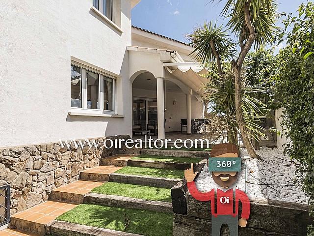 Exclusive property in Creu de Pedra in Alella, Maresme