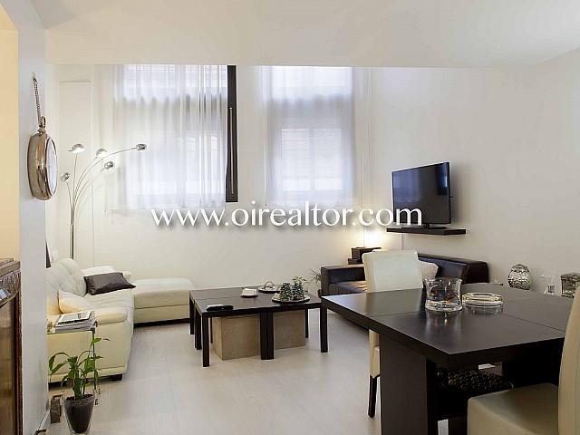 Apartamento estilo loft a 300 mts. de la Mar Bella, Barcelona