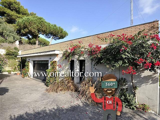 Exclusivo chalet a 4 vientos en venta en Mataró, Maresme