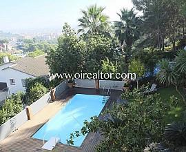 Privada casa en venta con vistas al mar en Urb. Montemar, Castelldefels