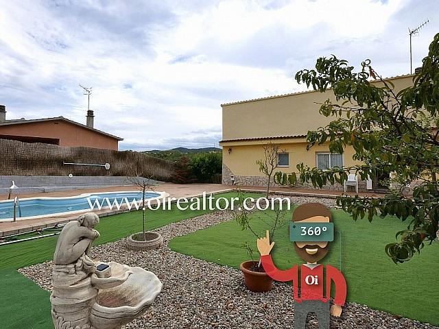 Bonita casa en venta en Urb. Terra Brava en Tordera