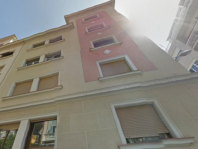 Façana de l'edifici
