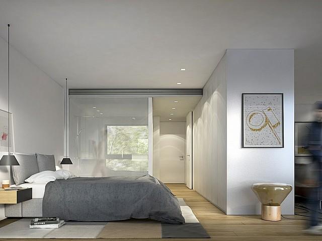 Продается роскошная квартира с дизайнерским ремонтом в Эшампле Дрета