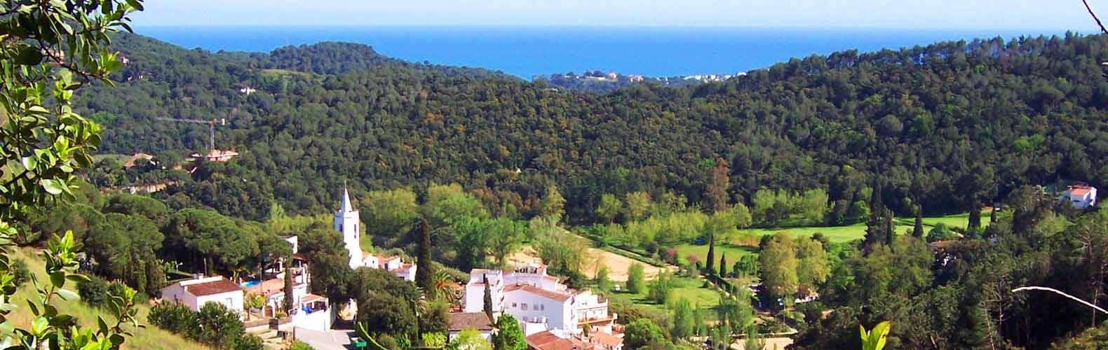 Casas en venta en Sant Cebrià de Vallalta en el Maresme