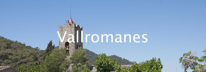 Comprar casa en Vallromanes