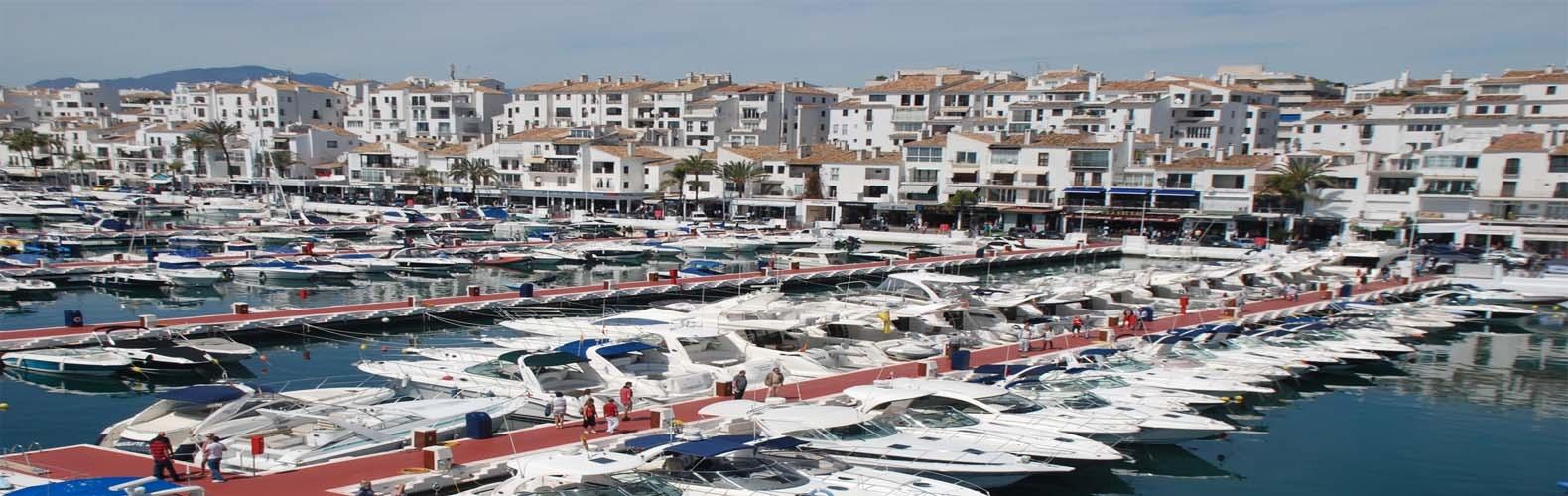Casas y pisos en venta en Marbella.