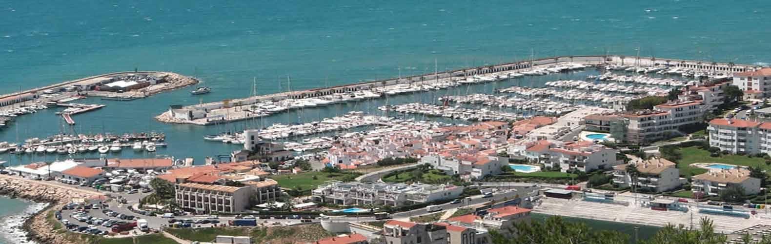 Comprar y alquilar  casa y apartamento en Aiguadolç Sitges